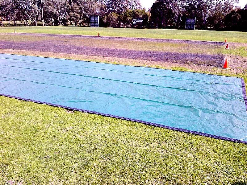 Advanced Seed |Evergreen Cricket Master Turf Wicket Cover